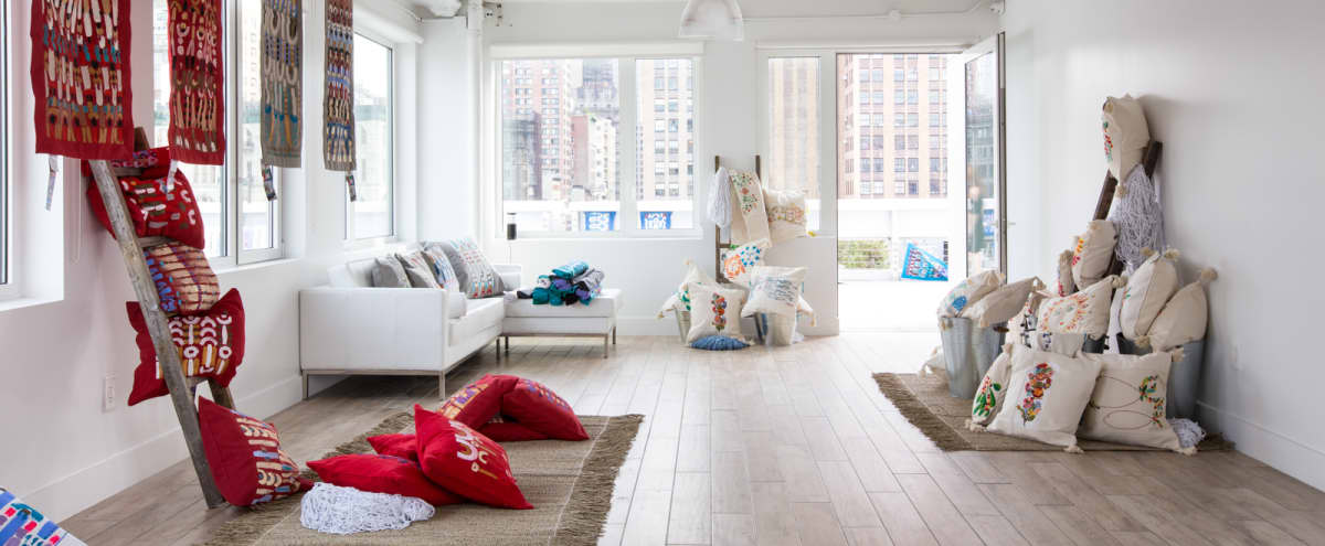 Lavish Off-Site Space with City Views in New York Hero Image in Lower Manhattan, New York, NY