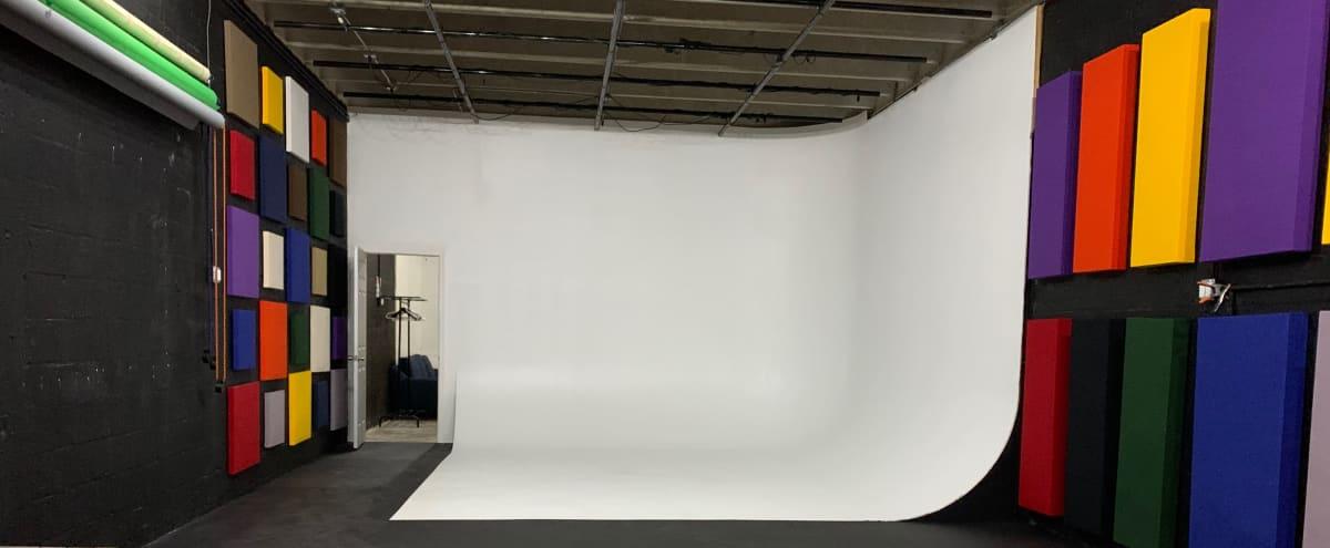Professional Photo & Video Studio with Cyclorama Wall (Studio C) in Miami Hero Image in Little River, Miami, FL