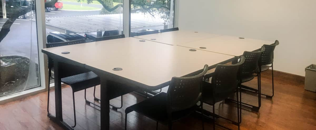 Cappuccino Off-Site Meeting Room/Office for up to 8 in Austin Hero Image in North Crossing, Austin, TX