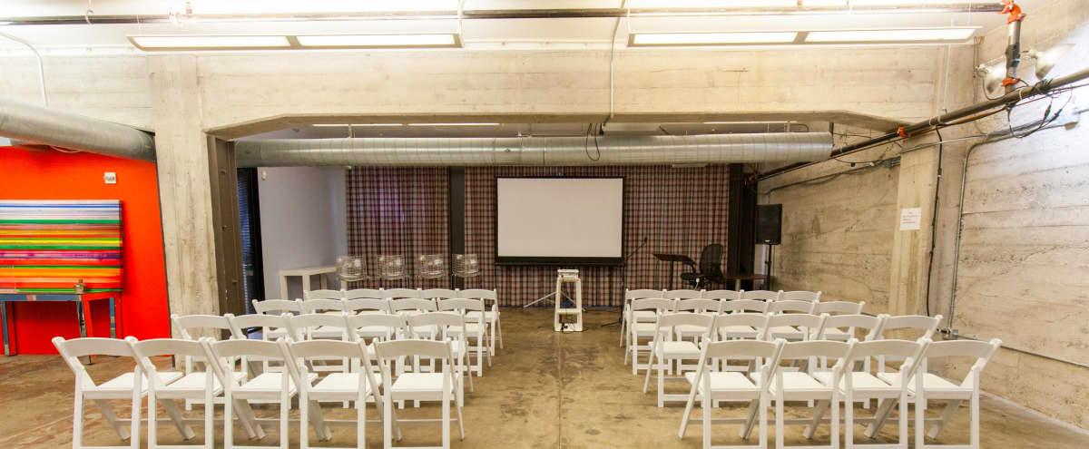 Speakeasy Presentation Space + Pool Table in SOMA in San Francisco Hero Image in South of Market, San Francisco, CA