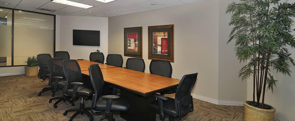 Large Conference Room in Woodland Hills in Woodland Hills Hero Image in Warner Center, Woodland Hills, CA
