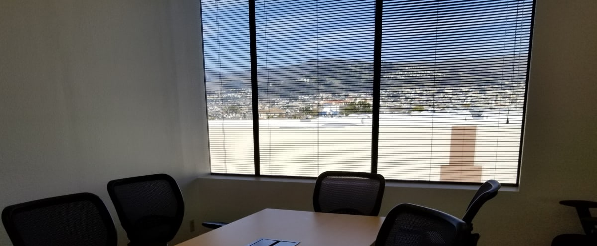 Quiet, No-Frills Conference Room Minutes from SFO and San Bruno BART Station in South San Francisco Hero Image in Orange Park, South San Francisco, CA