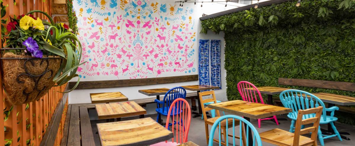 Vibrant Mexican Restaurant with Patio in Los Angeles Hero Image in Central LA, Los Angeles, CA