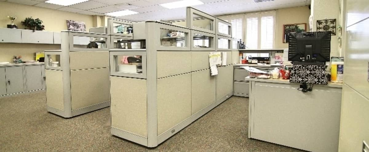 Rare Cubicles!  | Office |  Classroom  |  Boardroom  | Tons of Parking  |   Single Story in Arcadia Hero Image in undefined, Arcadia, CA