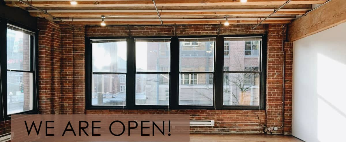 *NEW* Urban Light Filled Pioneer Square Loft- Special Grand Opening Rate! in Seattle Hero Image in Downtown Seattle, Seattle, WA