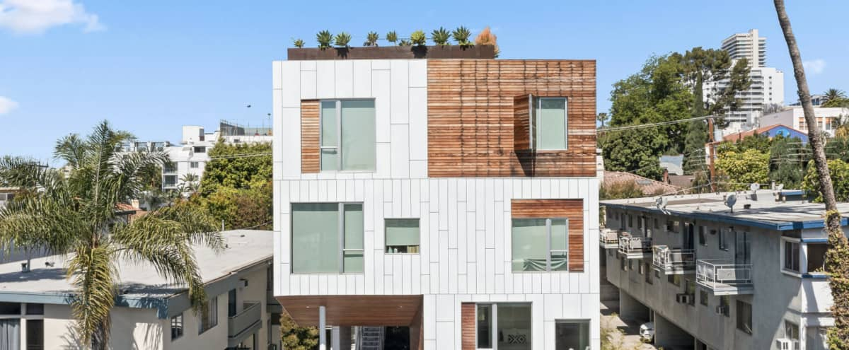 West Hollywood Modern Apartment in West Hollywood Hero Image in Central LA, West Hollywood, CA