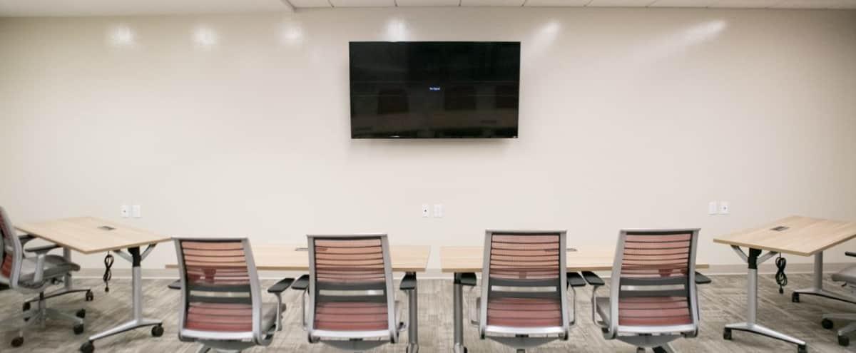 Atlas Meeting Room in Stamford - S in Stamford Hero Image in West Side - Waterside - South End, Stamford, CT
