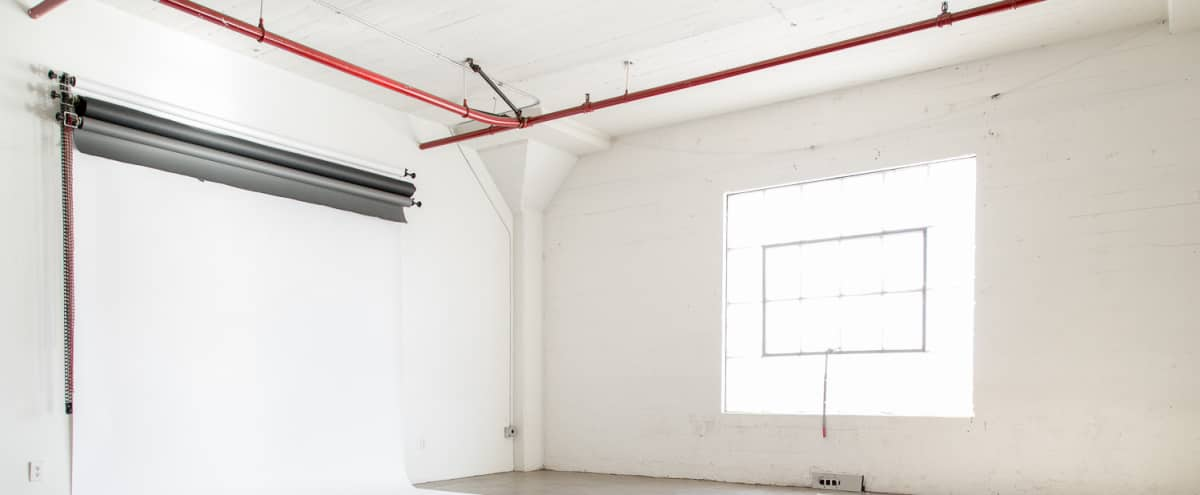 Photo/Film Loft Studio with Natural Light and Creative Walls in Los Angeles Hero Image in Downtown, Los Angeles, CA