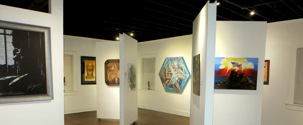 Candler Park Art Gallery With Shifting Walls in Atlanta Hero Image in Candler Park, Atlanta, GA