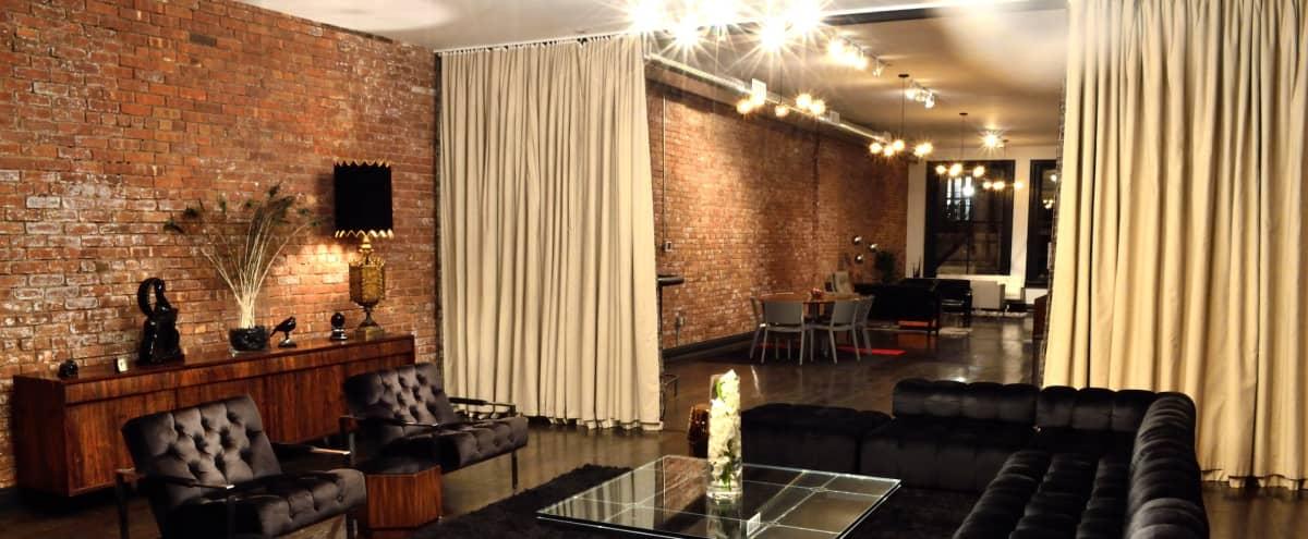Large Creative Soho Loft Space in New York Hero Image in SoHo, New York, NY