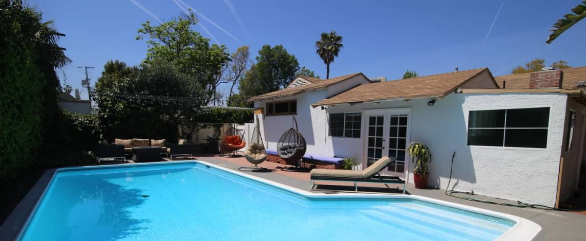 Gorgeous 4bdrm House w/ Pool in Valley Village Hero Image in North Hollywood, Valley Village, CA