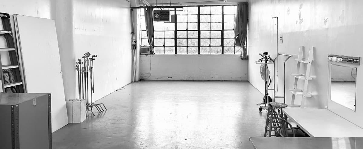 Bright Industrial Photo Studio With High Ceilings & Beautiful Daylight in Ridgewood Hero Image in Ridgewood, Ridgewood, NY