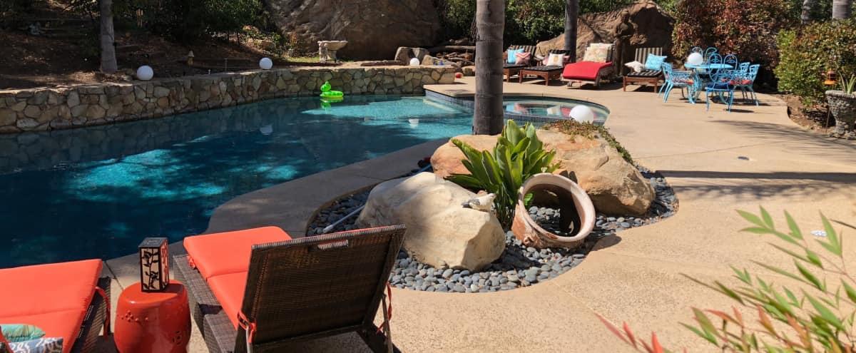 Malibu Mountain Guest House w/ Pool, Jacuzzi + views in Malibu Hero Image in undefined, Malibu, CA