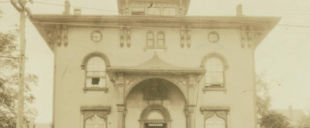 1850 Historic NYC Landmark Mansion in New York Hero Image in Mariners Harbor, New York, NY