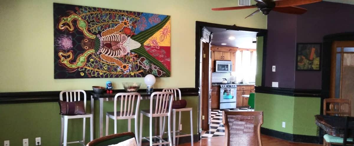 Eastside Home & Entertaining Space in Austin Hero Image in Blackshear-Prospect Hill, Austin, TX