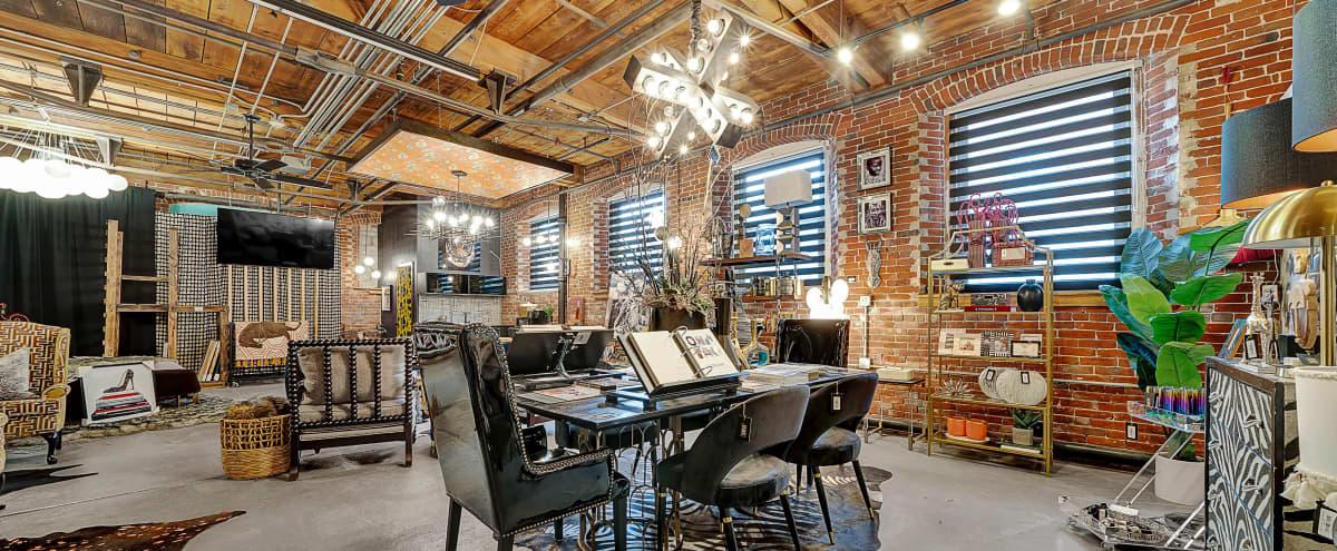 Beautiful Interior Design Showroom intimate meeting space in Philadelphia Hero Image in Frankford, Philadelphia, PA