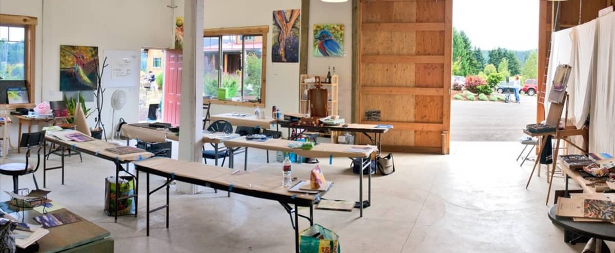 Hilltop Studio/Barn with Ample Space for Events in Oregon City Hero Image in undefined, Oregon City, OR