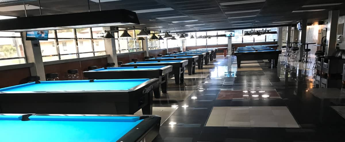 Miami's Best Pool Hall in Miami Hero Image in Upper East Side, Miami, FL
