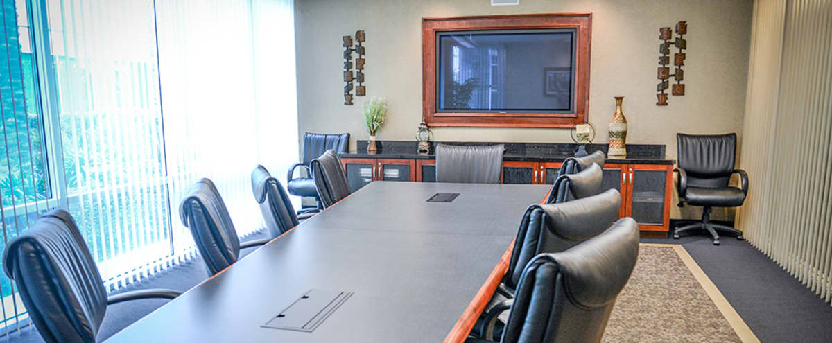 Professional meeting room - accommodates 12 people in Rancho Cucamonga Hero Image in undefined, Rancho Cucamonga, CA