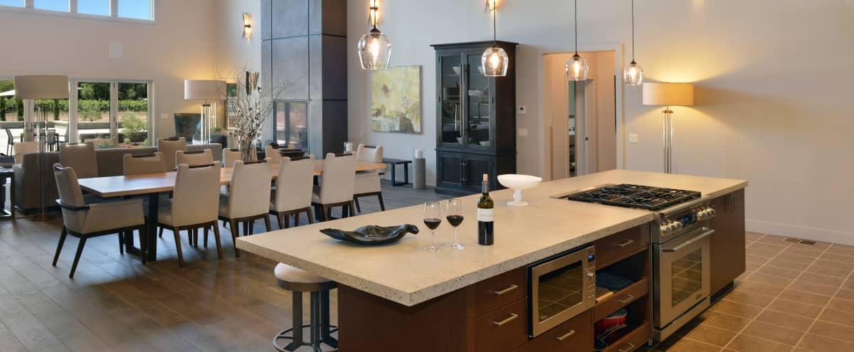 Luxury Residence Amongst Picturesque Vineyard Setting in Healdsburg Hero Image in undefined, Healdsburg, CA