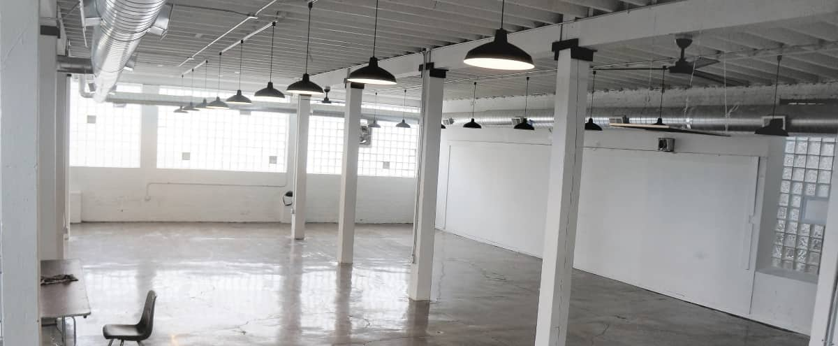 East Garfield Park Flexible Creative Industrial Space | First-Floor in Chicago Hero Image in Garfield Park, Chicago, IL