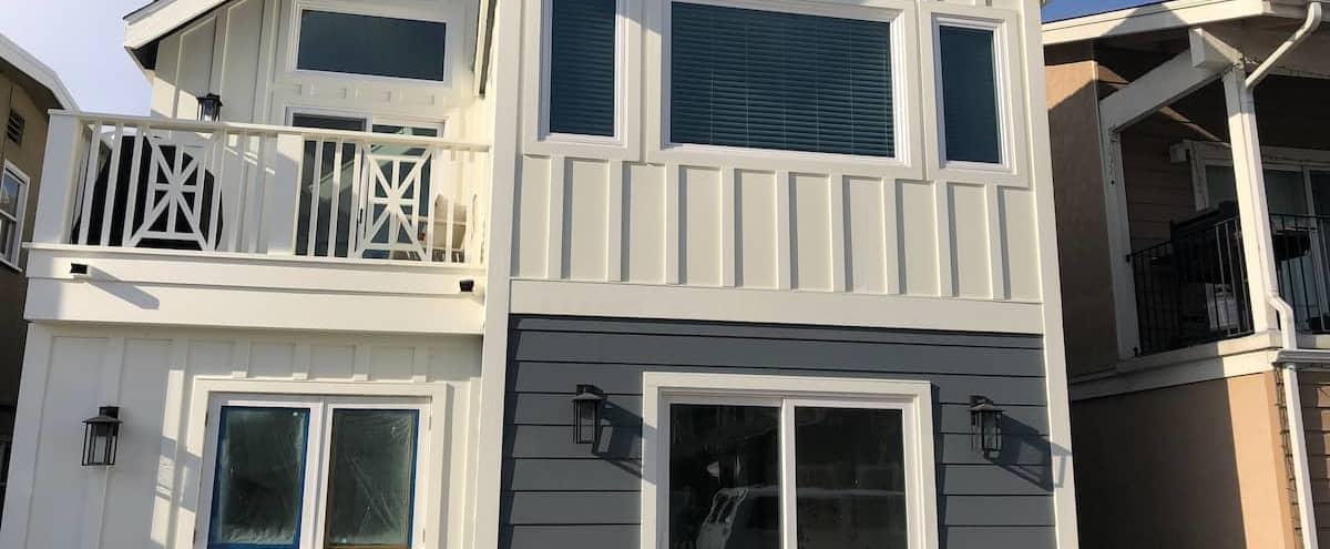 Full Buyout: Brand New Beach House in Newport Beach Hero Image in Balboa Peninsula, Newport Beach, CA
