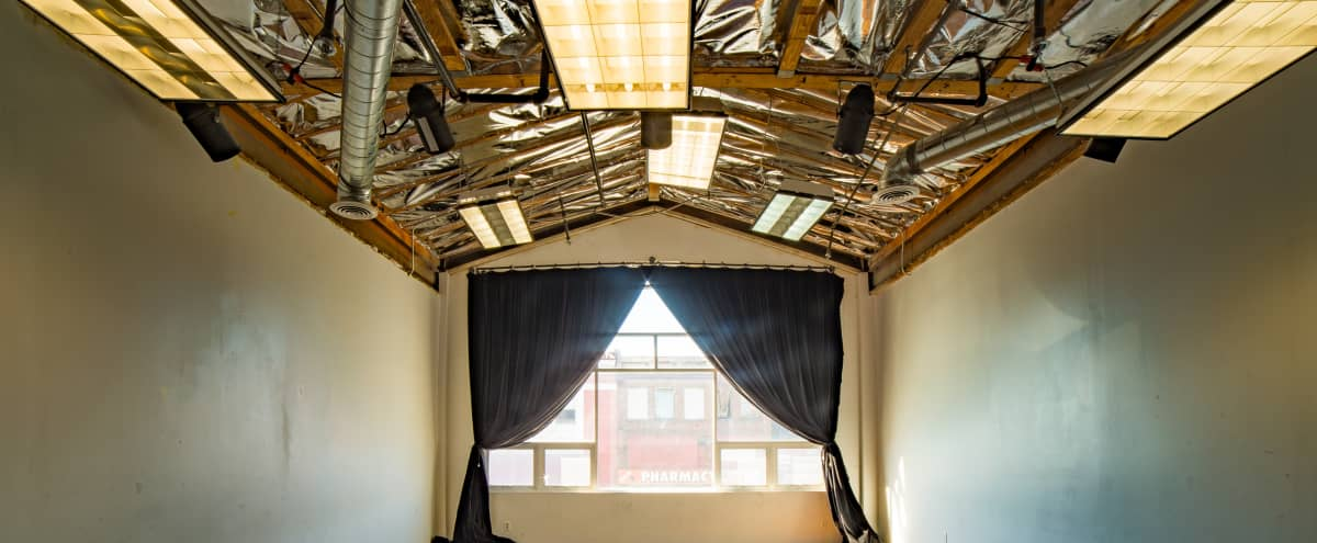 Spacious Meeting Room with Natural Light in Los Angeles Hero Image in Central LA, Los Angeles, CA