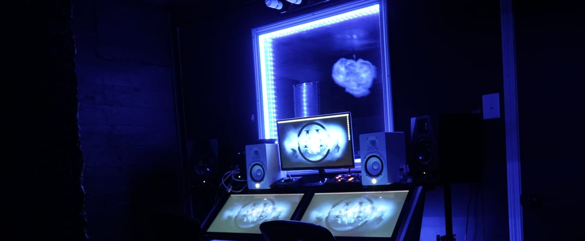 Recording Studio in the Heart of Downtown Atlanta in Atlanta Hero Image in Mechanicsville, Atlanta, GA