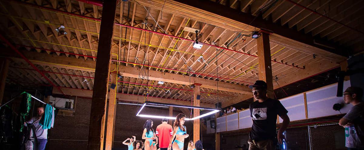 Warehouse Club for Filming   WarehouseLA in Los Angeles Hero Image in Central LA, Los Angeles, CA