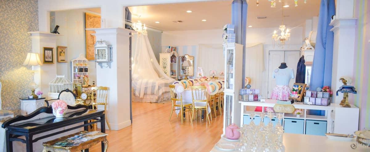 Victorian Rococo Dollhouse Themed Tea Room in South Miami Hero Image in undefined, South Miami, FL