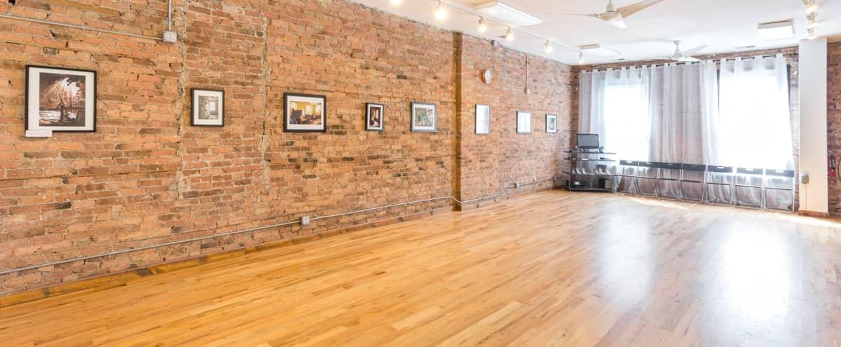 Intimate River North Studio Space in Chicago Hero Image in River North, Chicago, IL