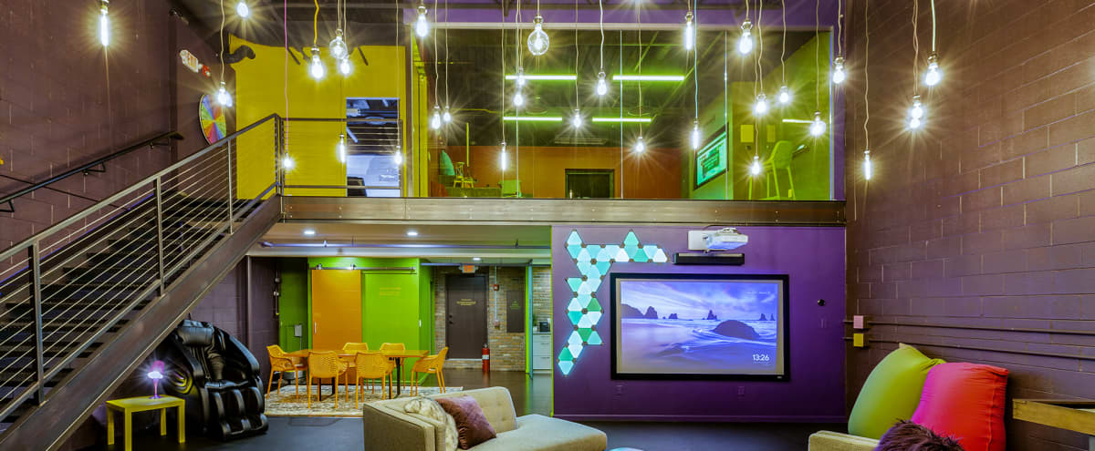 Modern and Colorful Film Production Site in Woburn Hero Image in undefined, Woburn, MA