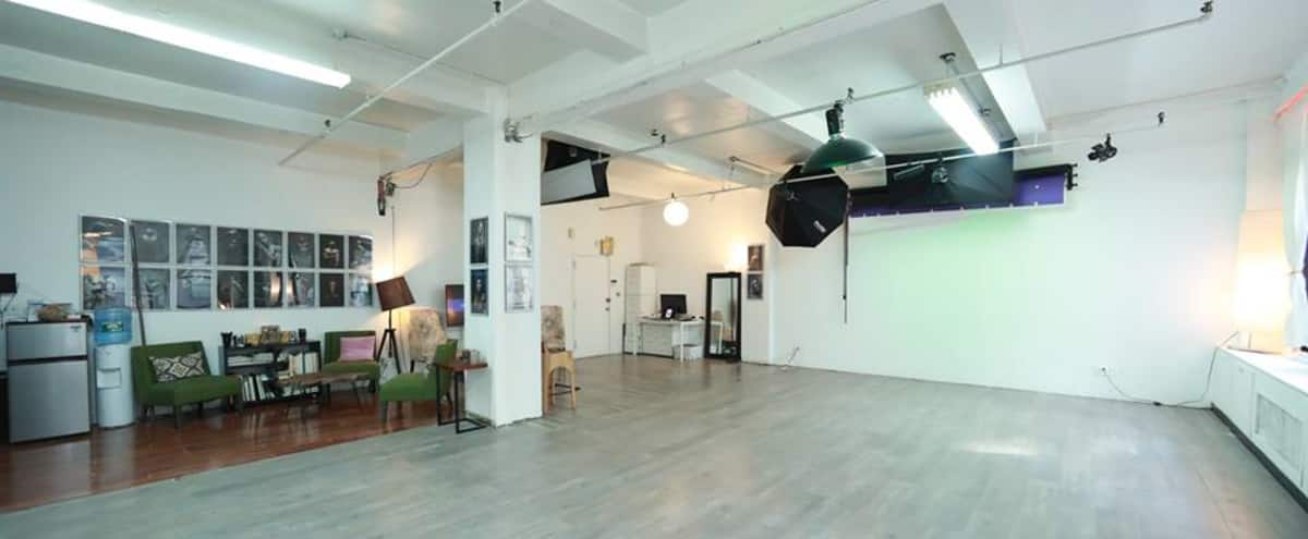 Unique Production Space in New York Hero Image in Midtown, New York, NY