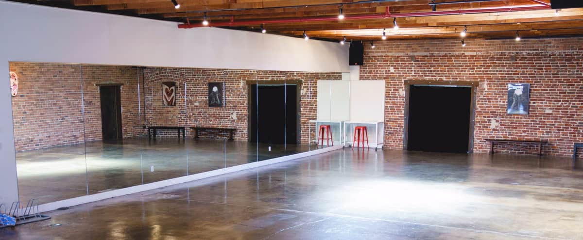 Gorgeous and Expansive Art Space - Warhol Studio in Oakland Hero Image in West Oakland, Oakland, CA