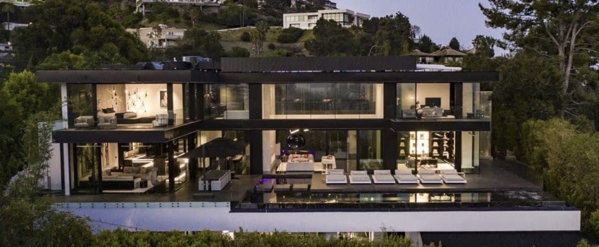 Modern Flamigo estate in Los Angeles Hero Image in Central LA, Los Angeles, CA