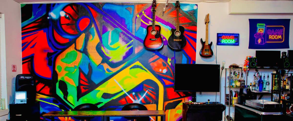 Game Room & Lounge in Brooklyn Hero Image in Bushwick, Brooklyn, NY