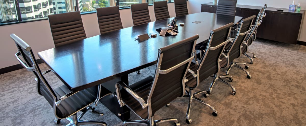 Private Conference Room with Bay Views at Emerald Plaza in Downtown San Diego in SAN DIEGO Hero Image in Downtown, SAN DIEGO, CA