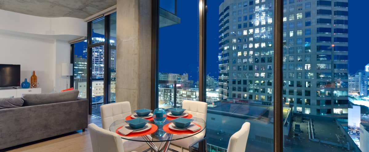 Urban DTLA Executive Penthouse in Los Angeles Hero Image in South Park, Los Angeles, CA