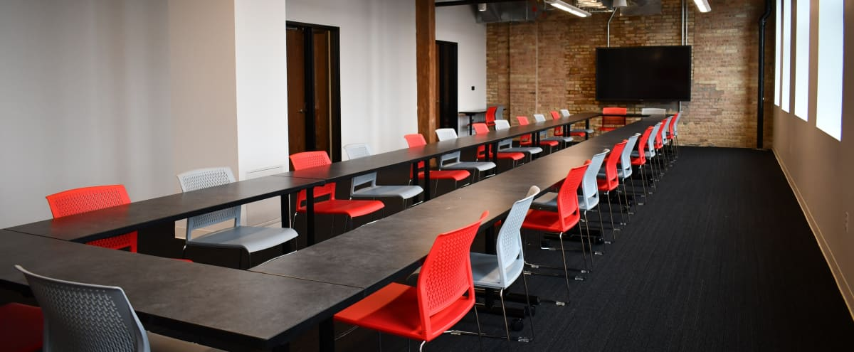 West Loop Meeting Spaces w/Great Amenities in Chicago Hero Image in Near West Side, Chicago, IL