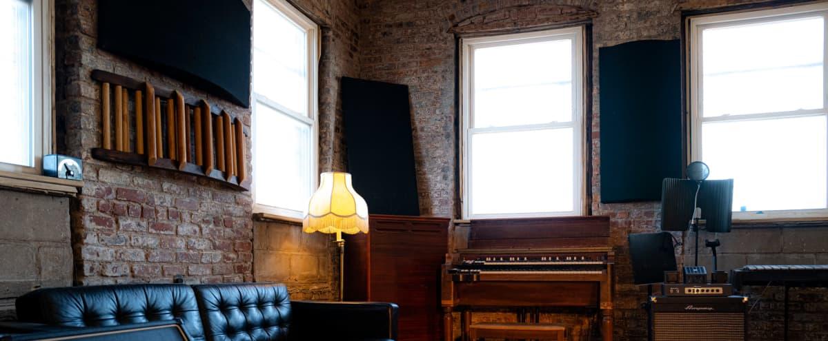 Greenpoint Recording Studio in Brooklyn Hero Image in East Williamsburg, Brooklyn, NY