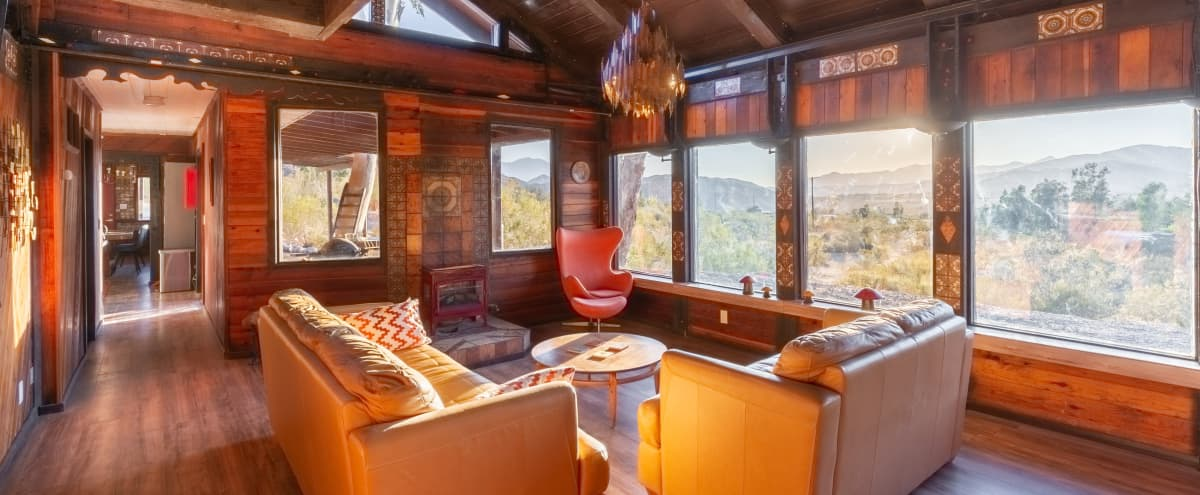 Magical Bohemian Cabin | Intimate Event Destination in Morongo Valley Hero Image in undefined, Morongo Valley, CA