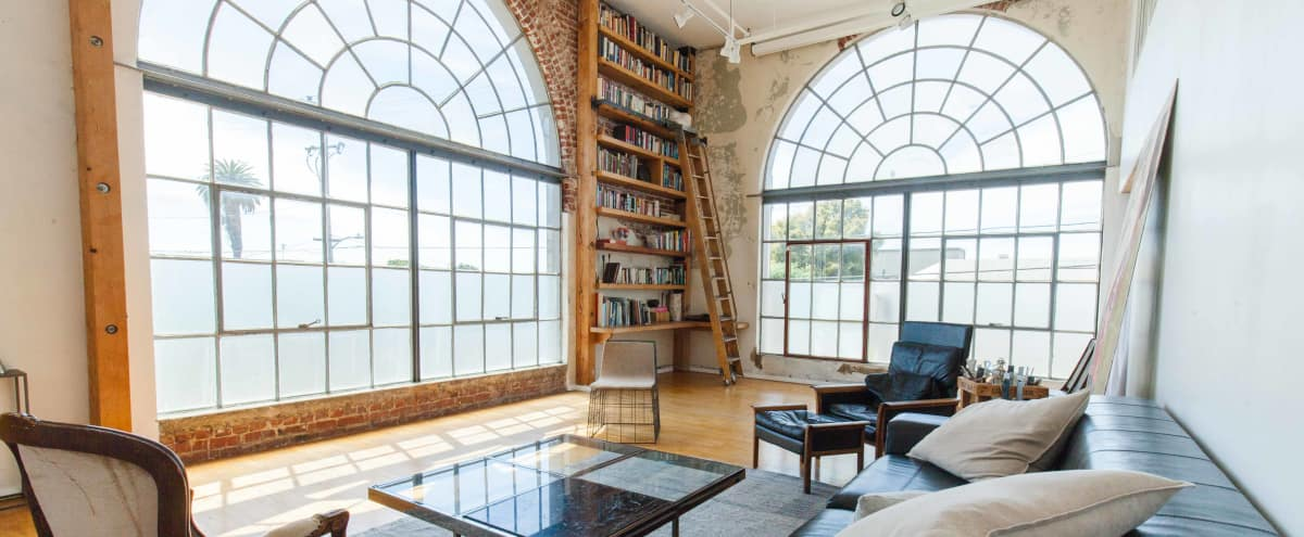 Enormous Sun Soaked Urban Loft in Oakland Hero Image in Ralph Bunche, Oakland, CA