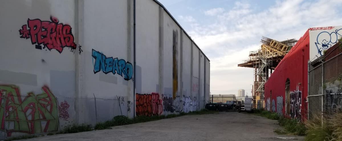DTLA Crew Basecamp Parking Lot | ParlorLA in Los Angeles Hero Image in Central LA, Los Angeles, CA