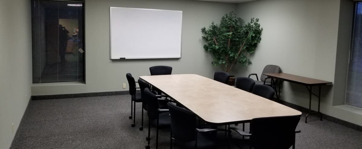 Conference Room with Easy Access, Abundant Parking, and Close Proximity to Minneapolis / St Paul Central Business District in Minneapolis Hero Image in undefined, Minneapolis, MN