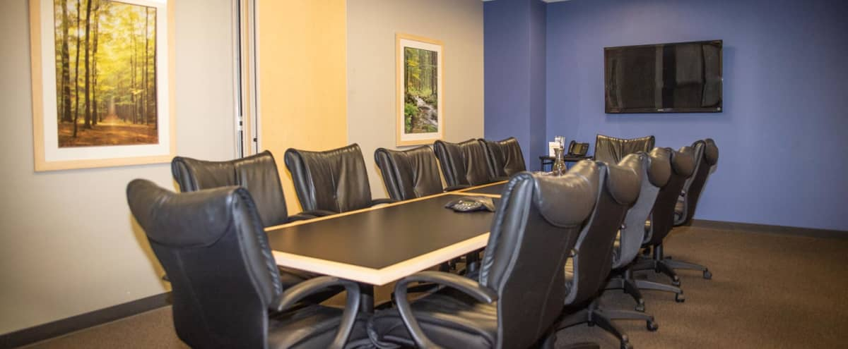 UTC Professional Meeting Space for 12 in La Jolla Hero Image in University City, La Jolla, CA