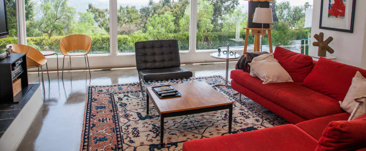 Classic Hilltop Mid-Century Modern Home & Grounds  w/Spectacular Views in La Mesa Hero Image in undefined, La Mesa, CA