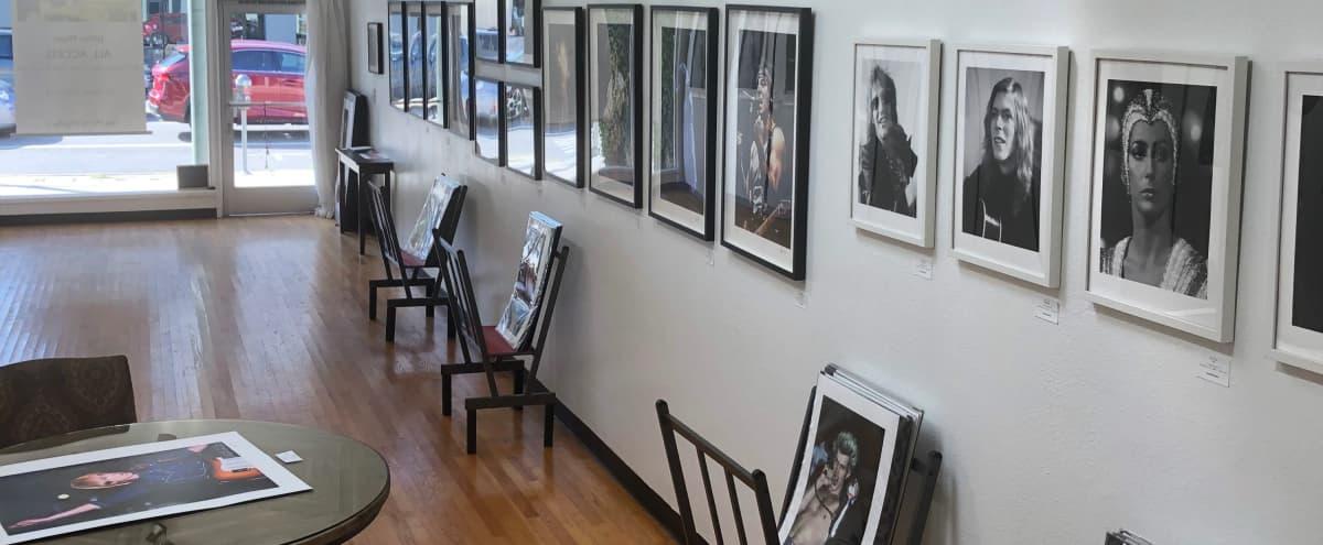 Charming Brentwood Art Gallery or Retail Pop-up in Santa Monica Hero Image in Sawtelle, Santa Monica, CA