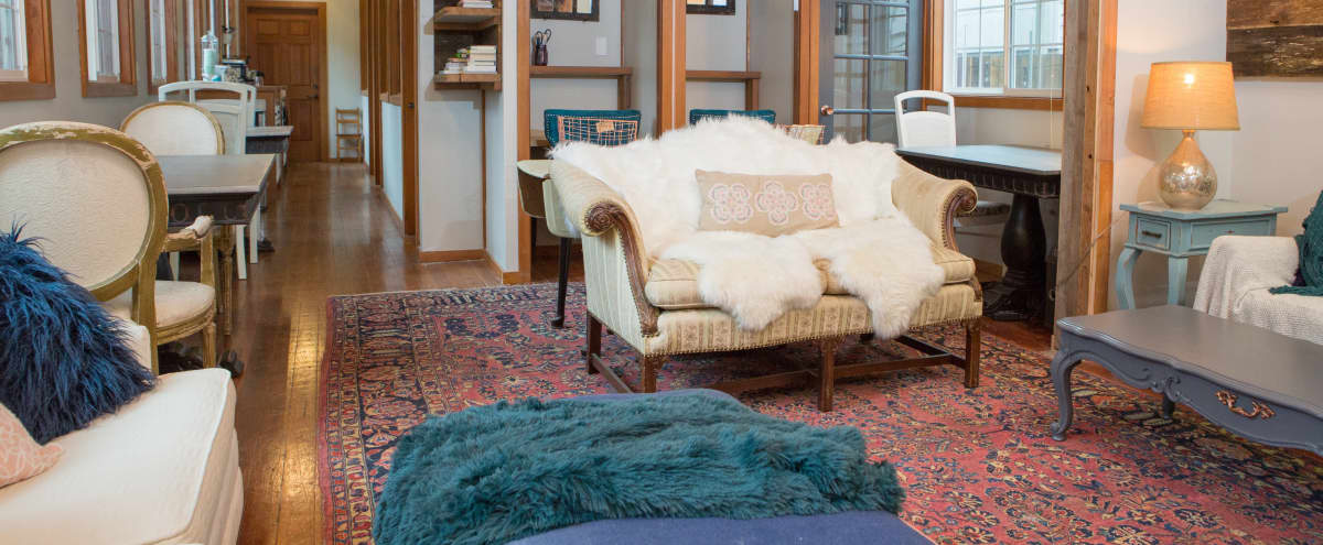 Handcrafted Cozy Lounge Space in Fairfax Hero Image in undefined, Fairfax, CA