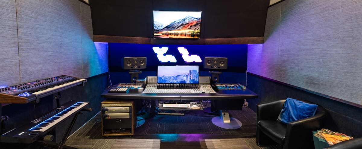Clear Lake Recording Studios: Studio B in North Hollywood Hero Image in North Hollywood, North Hollywood, CA