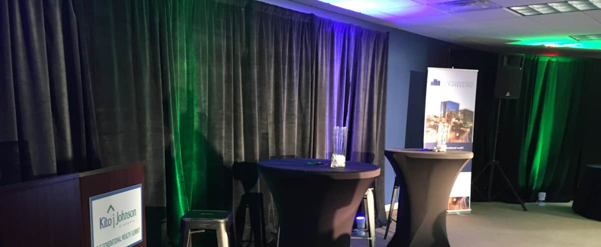 Grand Event Room: Great for any Type Conference, Workshop, Seminar, Summit, Meeting, Luncheon, or Corporate Event! in Roswell Hero Image in undefined, Roswell, GA